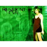Resident Evil обои (4 шт.)