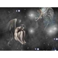 Ангелы обои (13 шт.)