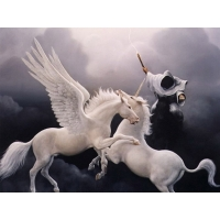 Лошади обои (5 шт.)