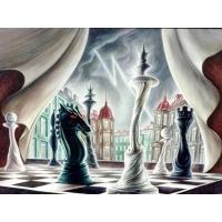 Шахматы обои (2 шт.)