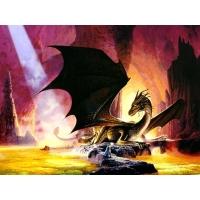 Драконы обои (19 шт.)