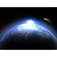 Кометы обои (4 шт.)