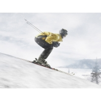 Лыжи обои (5 шт.)