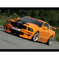 Ford Mustang GT обои (4 шт.)