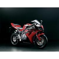 Отличный спортивный мотоцикл Honda, фото на рабочий стол бесплатно