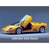 Lamborghini Diablo обои (3 шт.)