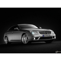 Mercedes CLS обои (2 шт.)
