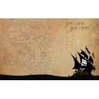 Карты обои (2 шт.)