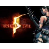 Resident Evil обои (5 шт.)
