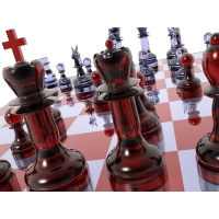 Шахматы обои (3 шт.)