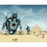 Роботы обои (10 шт.)