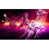 3-D Abstraction 1, картинки, заставки на рабочий стол бесплатно