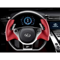Lexus LFA обои (3 шт.)