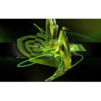 Nvidia graffiti, большие обои и картинки для рабочего стола