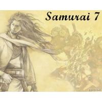 Самураи обои (7 шт.)