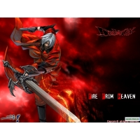 Devil May Cry обои (4 шт.)