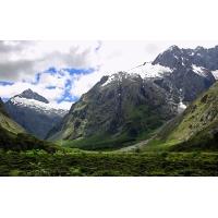 Горы новой зеландии, картинки и обои гор - это крутой рабочий стол