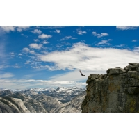 Высоко в горах, лучшие картинки на рабочий стол, обои для рабочего стола гор