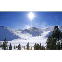 Снежные горы, скачать картинки бесплатные для компа с горами