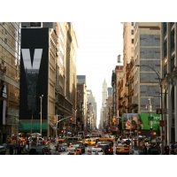 Нью-Йорк обои (15 шт.)