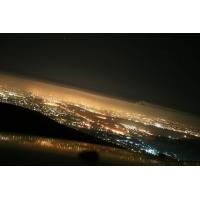 ночной Бишкек, скачать бесплатно картинки на комп и обои