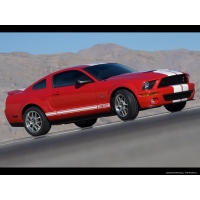 Ford Shelby GT500 обои (13 шт.)