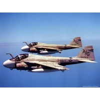 A-6 Intruder обои (2 шт.)
