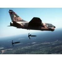A-7 Corsair обои (3 шт.)