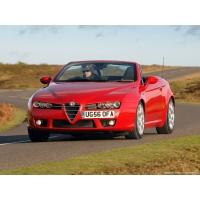Alfa Romeo Spider обои (2 шт.)