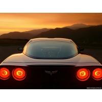 Corvette C6 обои (3 шт.)