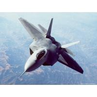 F/A-22 Raptor обои (9 шт.)