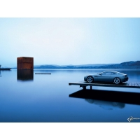 Aston Martin Vantage обои (3 шт.)