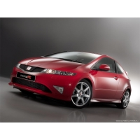 Honda Civic обои (19 шт.)