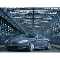 Aston Martin DBR9 обои (5 шт.)