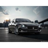 Maserati Quattroporte обои (2 шт.)