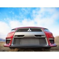 Mitsubishi Prototype X обои (3 шт.)