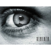 Stalker обои (2 шт.)