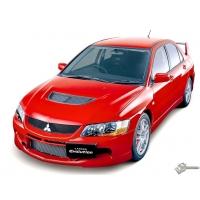 Mitsubishi Lancer Evo обои (3 шт.)