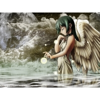 Ангелы обои (27 шт.)