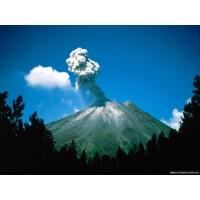 Вулканы обои (2 шт.)