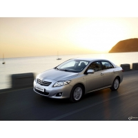Toyota Corolla обои (6 шт.)