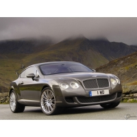 Bentley Continental GT обои (10 шт.)