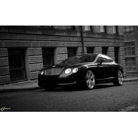 Bentley Continental GT-S обои (3 шт.)