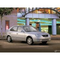 Hyundai Accent обои (5 шт.)