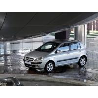 Hyundai Getz обои (5 шт.)