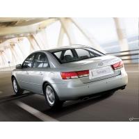 Hyundai Sonata обои (3 шт.)