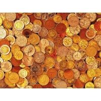 Монеты обои (5 шт.)