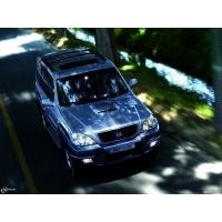 Hyundai Terracan обои (3 шт.)