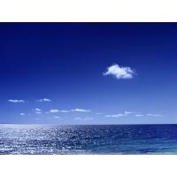 Небо и море, клевые картинки - тюнинг рабочего стола