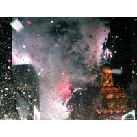 Новый Год 2000 на Times Square, большие обои и картинки для рабочего стола